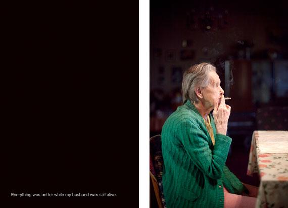 Zoltán Jókay: Ohne Titel, aus: Mrs. Raab wants to go home, 2009-2012, Zwei Inkjet-Prints, je 30 x 21 cm © Zoltán Jókay
