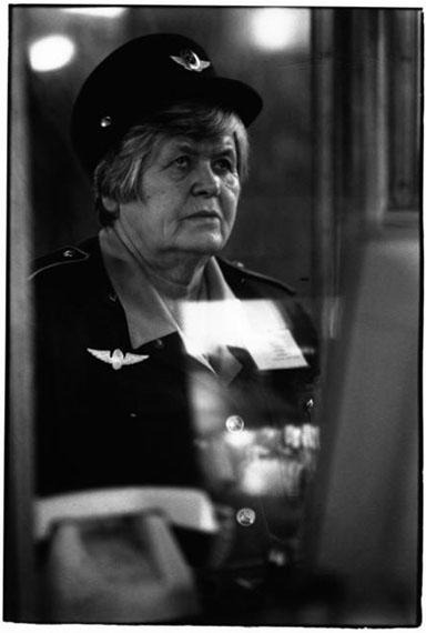 On dutyOlga Chernysheva,2007, Courtesy of DIEHL Berlin