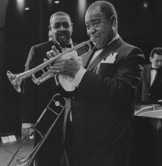 Eva Kemlein: Louis Armstrong, 1965