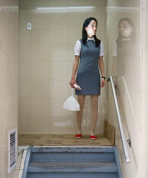 Paula Markert: aus der Serie Das Geld der Anderen, 2013, Digitaler C-Print