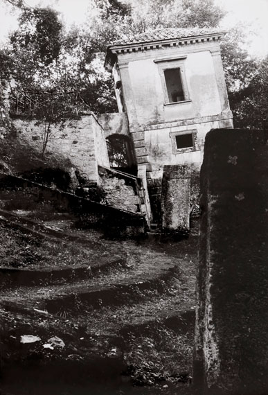 Sigrid Neubert Bomarzo, 1974Courtesy Galerie Christian Pixis