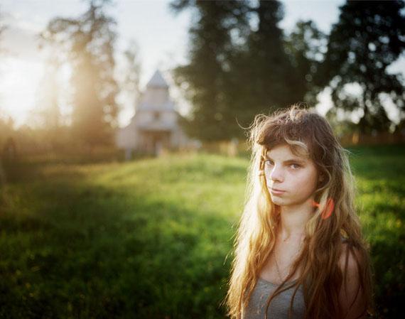"Iveta Vaivode: aus der Serie ""Somewhere on a disappearing path"", 2012 - 2013© Iveta Vaivode"