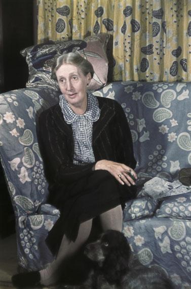Gisèle FreundVirginia Woolf, London, 1939© IMEC, Fonds MCC, Vertrieb bpk / Photo Gisèle Freund