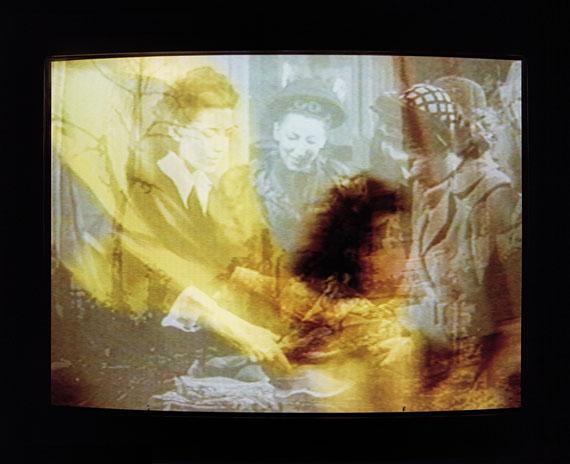Ulrike Rosenbach: Bild der Frau, 1993© Ulrike Rosenbach, VG Bildkunst Bonn, 2014