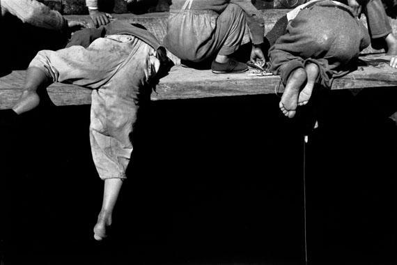 Sergio Larrain: Chiloé Island, Chile, 1959 © Sergio Larrain / Magnum Photos