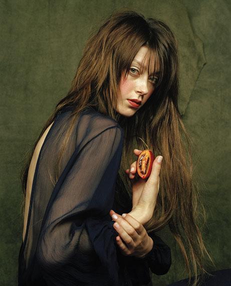 Elfie Semotan: o.T. aus der Serie Präraffaeliten, New York 2002
