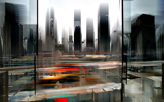 Sabine Wild: New_York_7415, 2010, Lambdaprint/Diasec, 80 x 120 cm, Ed. 5 + 1 AP