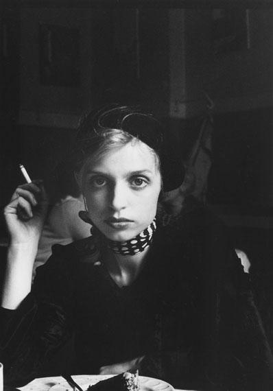 Sibylle Bergemann: Katharina Thalbach, Berlin, 1974