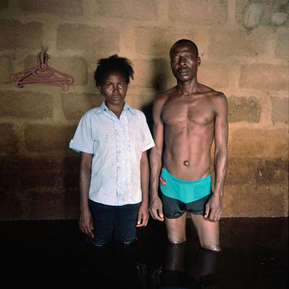 Gideon Mendel, Epidiri and Samuel Godfrey, Igbogeni, Bayelsa State, Nigeria, November  2012