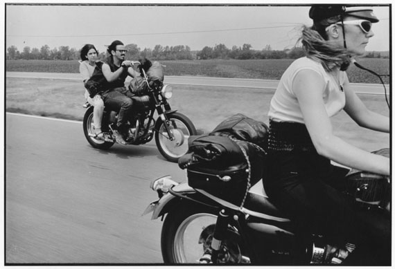 From Dayton to Columbus, Ohio © Danny Lyon, Courtesy of ATLAS Gallery London