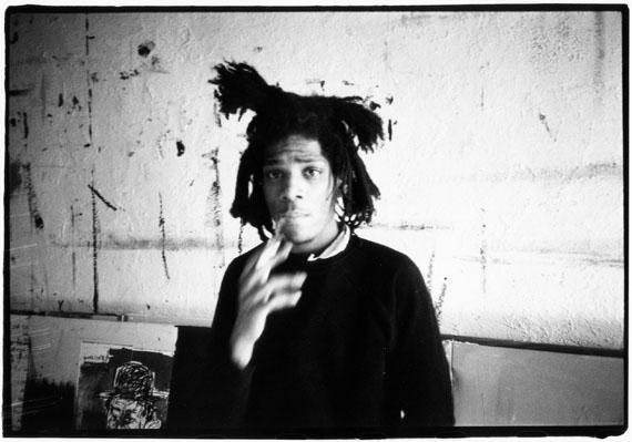 Jean-Michel Basquiat: Fotoportraits