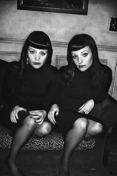 Twins, Paris, 2006 © Anders Petersen