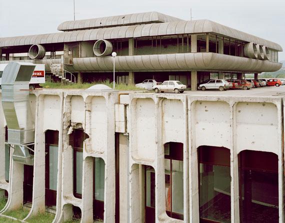 Roman Bezjak: Socialist Modernism, Sarajevo, 2007