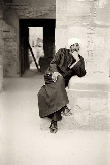 LoÏc Bréard: Ägypten #1, Edfu, 2011