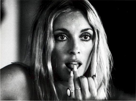 © Peter Brüchmann, Sharon Tate, 1960er Jahre