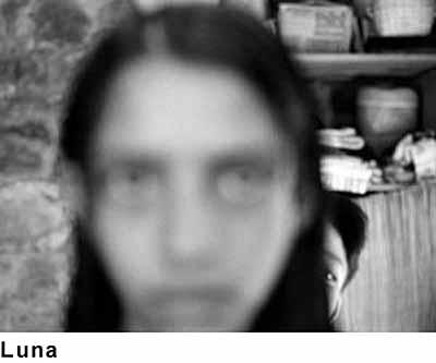 La mirada interior . fotógrafos de Guelatao