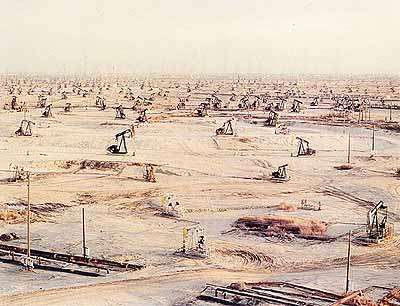 Burtynsky Oil Fields Oil Fields
