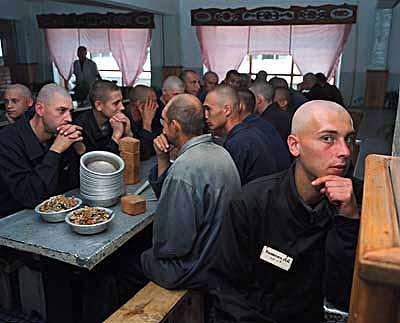 ZONA - Siberische gevangeniskampen