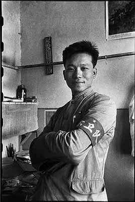 Un photographe chinois dans la Révolution Culturelle (1966-1976)