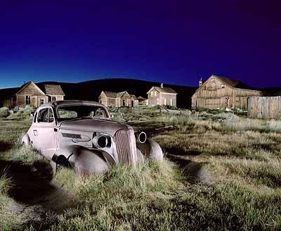 Ghost Towns. Geisterstädte in Amerikas Westen