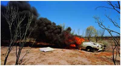 One Dozen Unnatural Disasters In The Australien Landscape