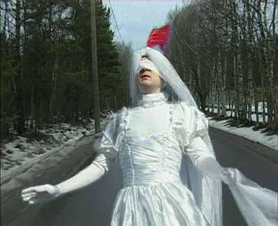 Marko Laimre, Wedding, 2001, Videostill, Courtesy of the artist