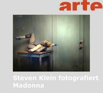Steven Klein fotografiert Madonna - X-STaTIC PRO=CeSS
