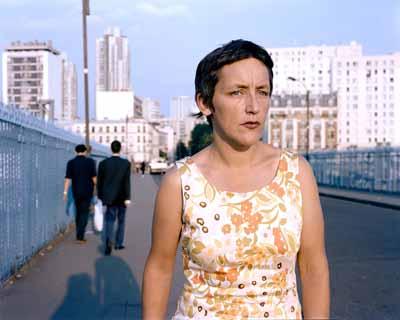o.T. (Les Personnages avec Andrea Keen), 2000-2002C-Print100 x 130 cm© Valérie Jouve