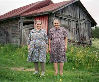 People in the Eastern Border Country - <a href=