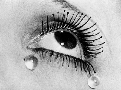 Man Ray Les larmes, ca. 1930