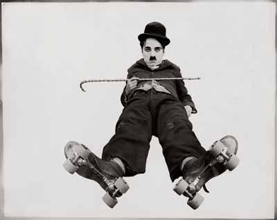 Charlie Chaplin in pictures: mensch, mythos, filmemacher