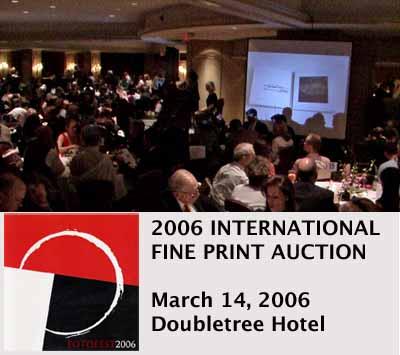 FOTOFEST 2006 - THE 2006 INTERNATIONAL FINE PRINT AUCTION