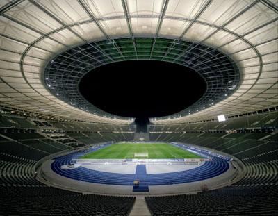 Fußball, Stadion, Arena