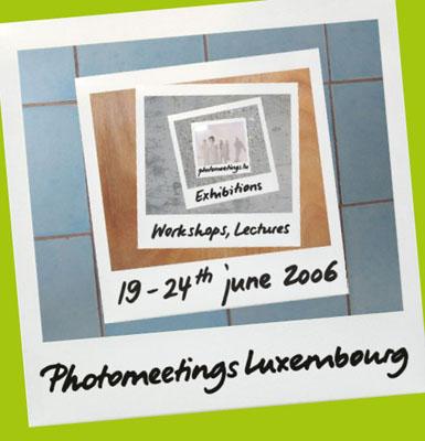 Photomeetings Luxembourg 2006 - Mass Media Manipulation