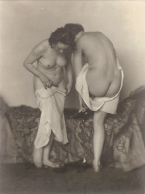 "Germaine Krull. ""Akte""Portfolio. 1924."