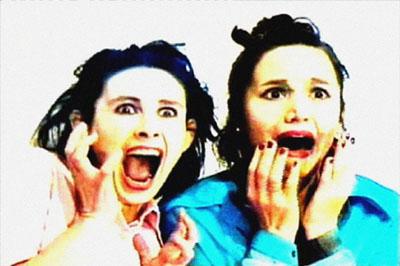 Boryana Rossa (Bulgarian, b. 1972). Celebrating the Next Twinkling (Praznuvane na sledvascia mig), 1999. Single-channel video, Edition of 2, 2 min. 45 sec.