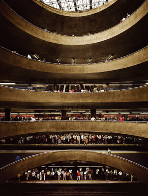 Spectacular City - Architekturfotografie