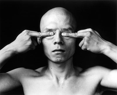 Zhang HuanSkin (detalle), 1998.© Zhang Huan