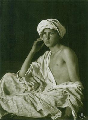 TUNIS INTIME -  Paysages, portraits et nus 1904-1914