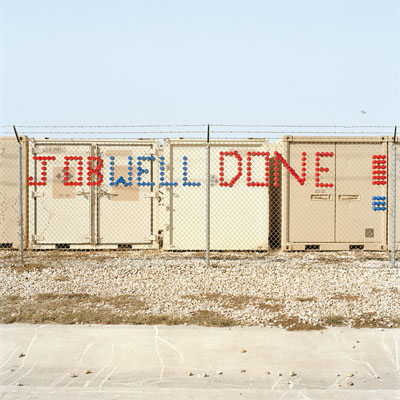© Peter Granser 'Job Well Done', 2006, 100x100cm, Edition of 5