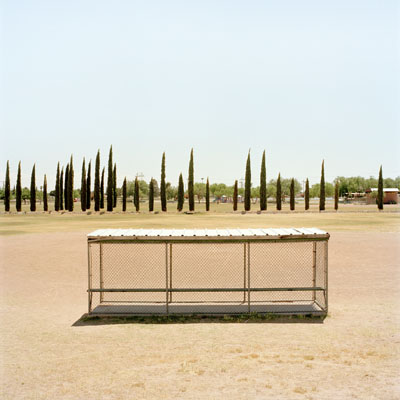 'Cage', 2006, 100x100cm, Edition of 5
