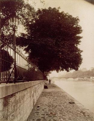 At Quai du Pont Neuf, Paris, 1908 © BnF, département des Estampes et de la photographie