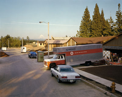 JOEL STERNFELDAMERICAN PROSPECTS series:Gresham, Oregon, June 1979Negative: 1979, Print: 2008Digital C-Print, 107 x 133 cmcourtesy of the artist and Buchmann Galerie, Berlin