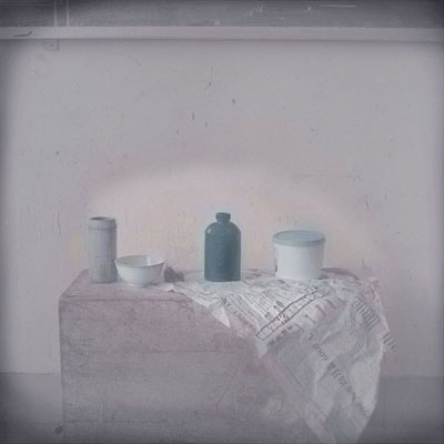 "Liang Weizhou ""Still Life in Studio"" (2002-06), Archival pigment print on fine art paper., (40cm x 40cm, Edition of 20), © Liang Weizhou. Courtesy of m97 Gallery"