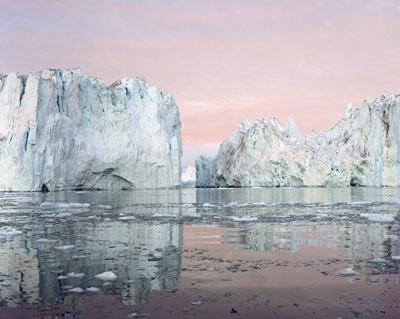 Ilulissat Icefjord 9, 07/2003, 69° 11'58