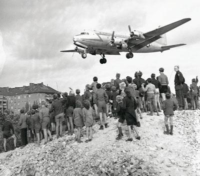 Brennpunkt Berlin: Die Blockade 1948/49
