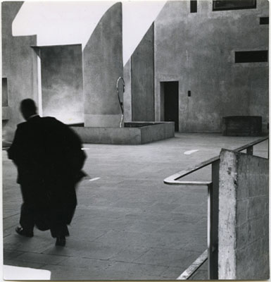 High Court Chandigarh,1953 © Lucien Hervé courtesy Michael Hoppen Gallery