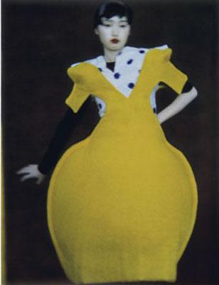 Monette pour Commé des Garçons, © Sarah Moon, Colour Pigment Print, 51.5 x 69.4 cm