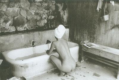 Ellen AuerbachSchwefelbad, 1950© Archiv der Akademie der Künste, Berlin