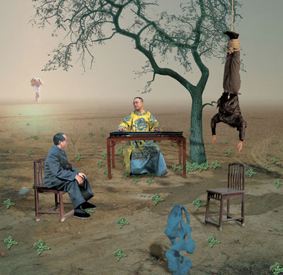 EXQUISITE CORPSE: China Surreal